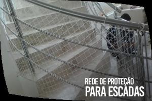REDES DE PROTEÇÃO ESCADAS MATINHOS